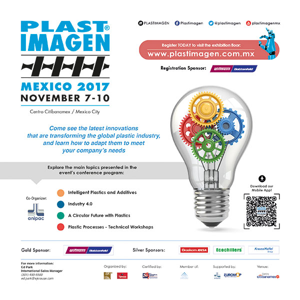 The Biggest Plastic Exhibition in Latin America starts next week!