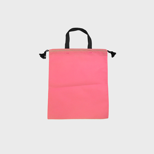 Flat Drawstring Handle Bag