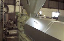 Force Feeder Type Cutting Pelletizer-Plastics waste recycling and pelletizing machines